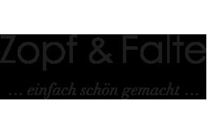 Logo Zopf & Falte